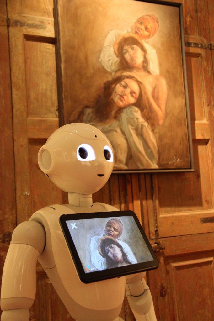 YASYT Robotics presents Guidyt's project