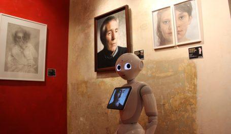 YASYT Robotics presenta el projecte Guidyt